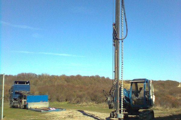archeologisch bodemonderzoek Archeologisch onderzoek